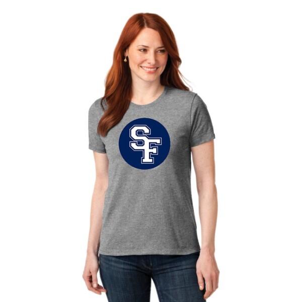Ladies Performance Scoop T-shirt