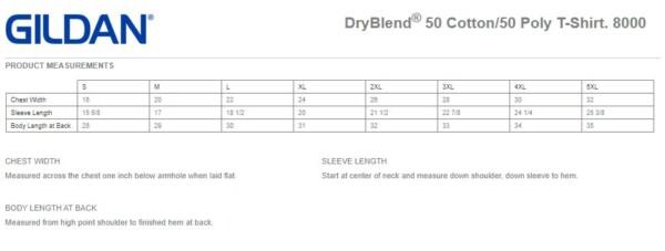 dryblend-tshirt-measurements